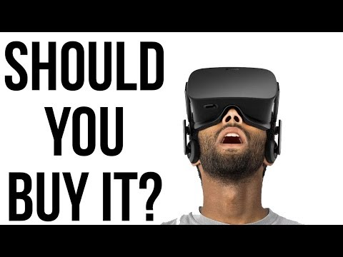 Should You Buy An Oculus Rift In 2018? - An In Depth Review