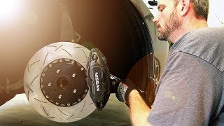 Two Idiots Install Race Brakes in 370Z NISMO Edition