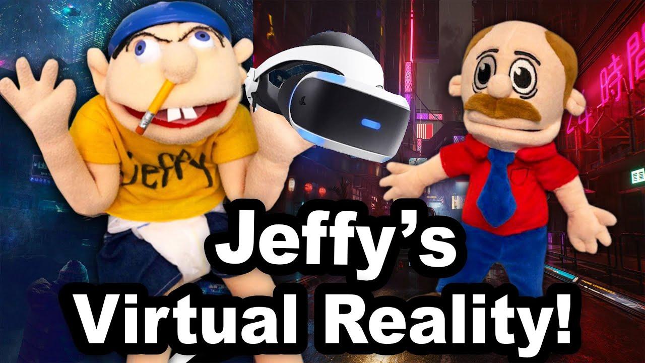 SML Movie: Jeffy's Virtual Reality!