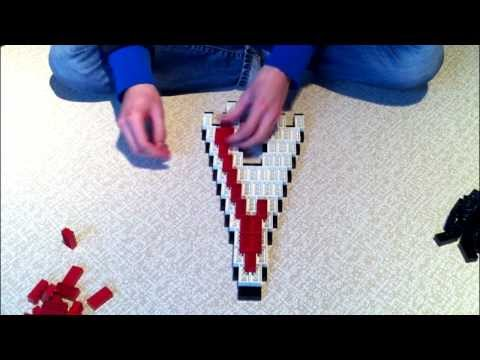Building Lego Hovercraft (From Hunger Games series)
