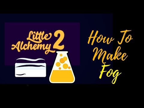 Little Alchemy 2-How To Make Fog Cheats & Hints