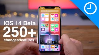 iOS 14 beta - 250+ Top Features/Changes!