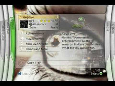 My Xbox 360 Themes & Gamerpic Releases