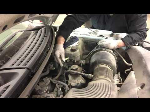 Ford F150 Brake Warning Light On