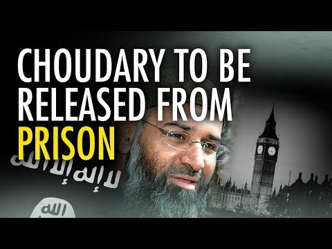 Hate preacher Anjem Choudary being FREED from prison | Jack Buckby