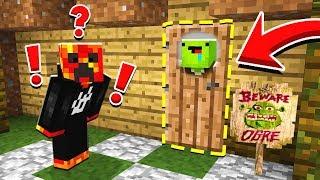 BEST HIDING SPOT...?   SHREK HIDE & SEEK! - Minecraft Mods