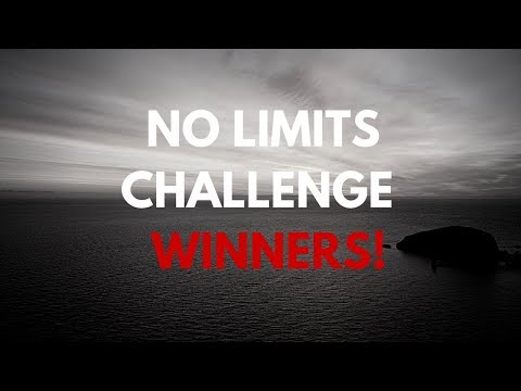 No Limits Challenge: Winners Announcement