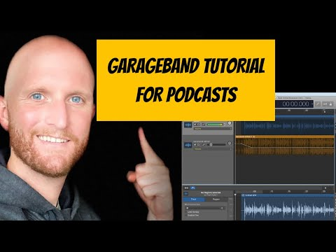 Garageband Podcast Editing Tutorial