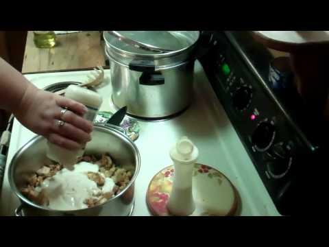Chicken Alfredo w/ Penne Pasta