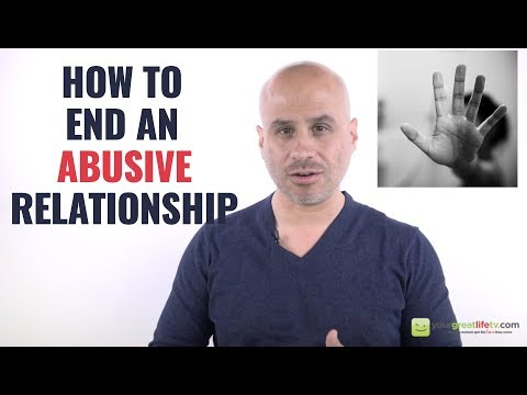 How To Leave An Abusive Relationship