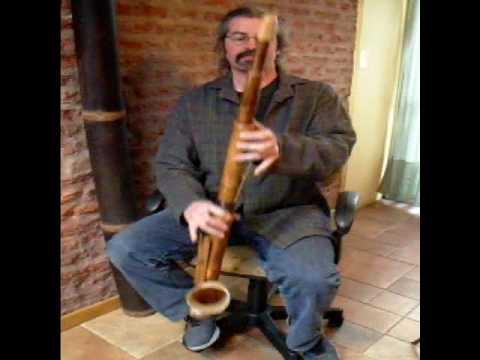 Bamboo Saxophones.wmv