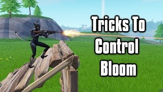 Download Useful Tricks To Control Bloom And Help You Hit More Shots! - Fortnite Tips and Tricks Video
