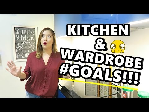 KITCHEN & WARDROBE GOALS!!!! - saytioco