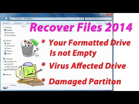 Recover Deleted Files 2014