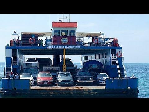 Ferry de Carga, Isla Mujeres a Cancún, Horarios