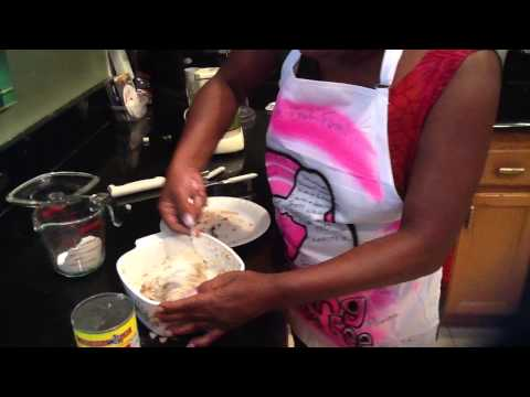 Auntie Fee's Salmon Croquettes (Part 2)