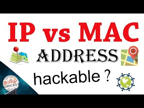 Learn about IP vs MAC Address - how to change them - configure them - know them