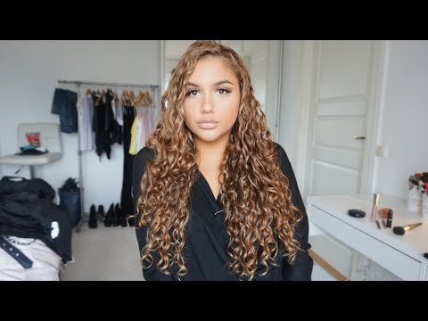 THE BEST CURLY HAIR MASK EVER!