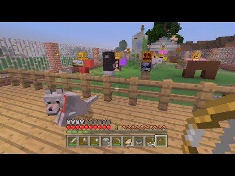 Minecraft Xbox - Zombies, Aliens And Evil Slugs [58]
