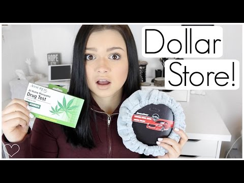 Testing 99 Cent Store Products! Drug tests, Wheel Cover + More! Allisa Rose