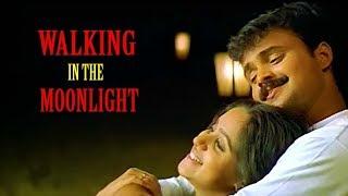 Walking In The Moonlight Sathyam Sivam Sundaram Malayalam Movie Song Kunjako Boban