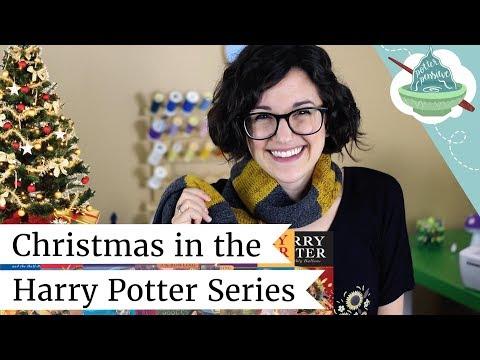 Christmas in the Harry Potter Books   Potter Pensieve   @laurenfairwx