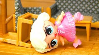 Kids Toys L.O.L. Toy Surprise Dolls & Calico Critters Story Time - Goldilocks & the Three Bears