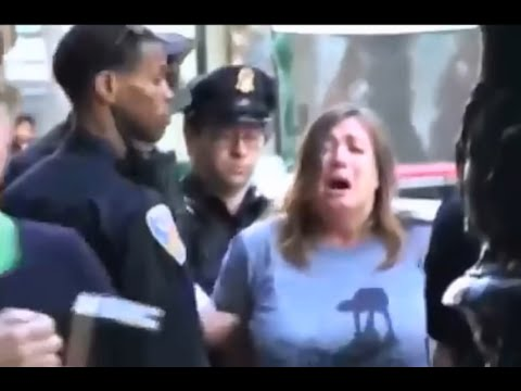 Feminist Arrested After Being Attacked By Group of Men