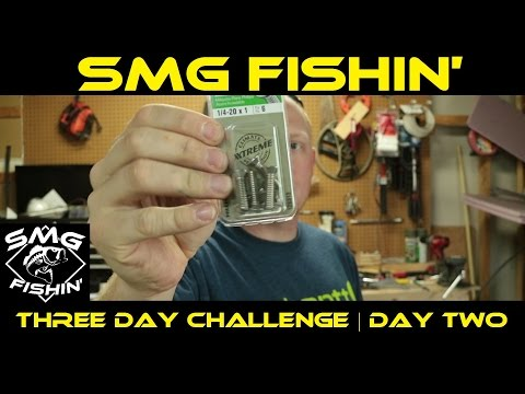 3 Day Challenge | Day Two | Jon Boat to Bass Boat Restoration