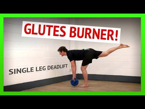 Single Leg Deadlift Exercise: Stability & Strength for Runners