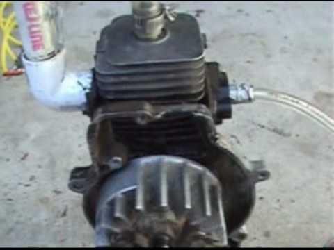 homemade air engine