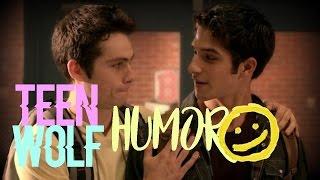 Teen Wolf HUMOR - 'Hey Garrett, shut up!'