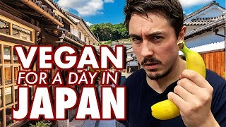 Download I Tried Being Vegan in Japan for a Day Video