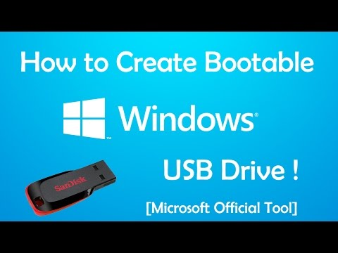 How to Create a Bootable Windows 7 or 8 USB Drive [Official Tool]