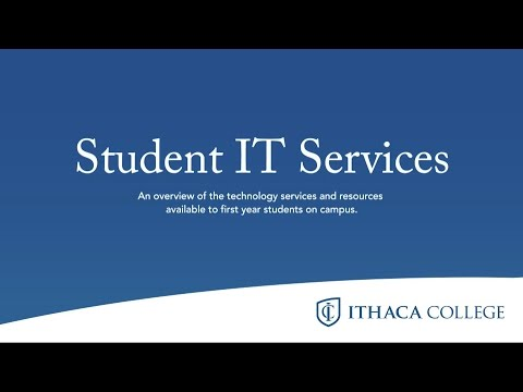 Ithaca College Student Technology Services