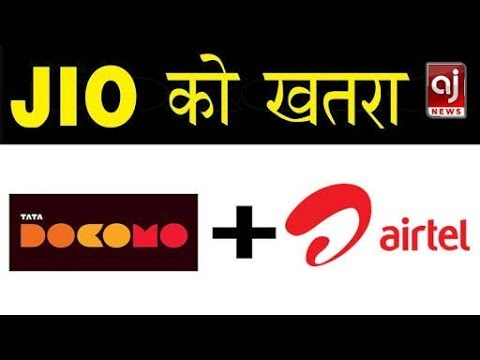 Tata docomo user use Airtel 3g/4g network free and use airtel internet speed free