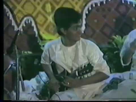Mandolin Srinivas 1989 private concert-Genius Artist