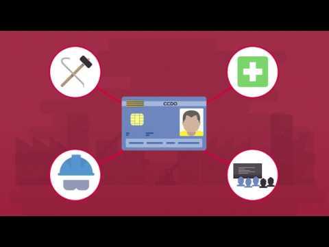 NEW! CCDO Smart cards