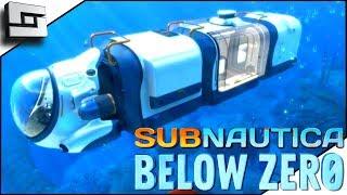 Subnautica Below Zero SEEBAHN AQUARIUM Deutsch German
