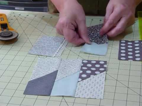 How to make a Picket Fence block using 5