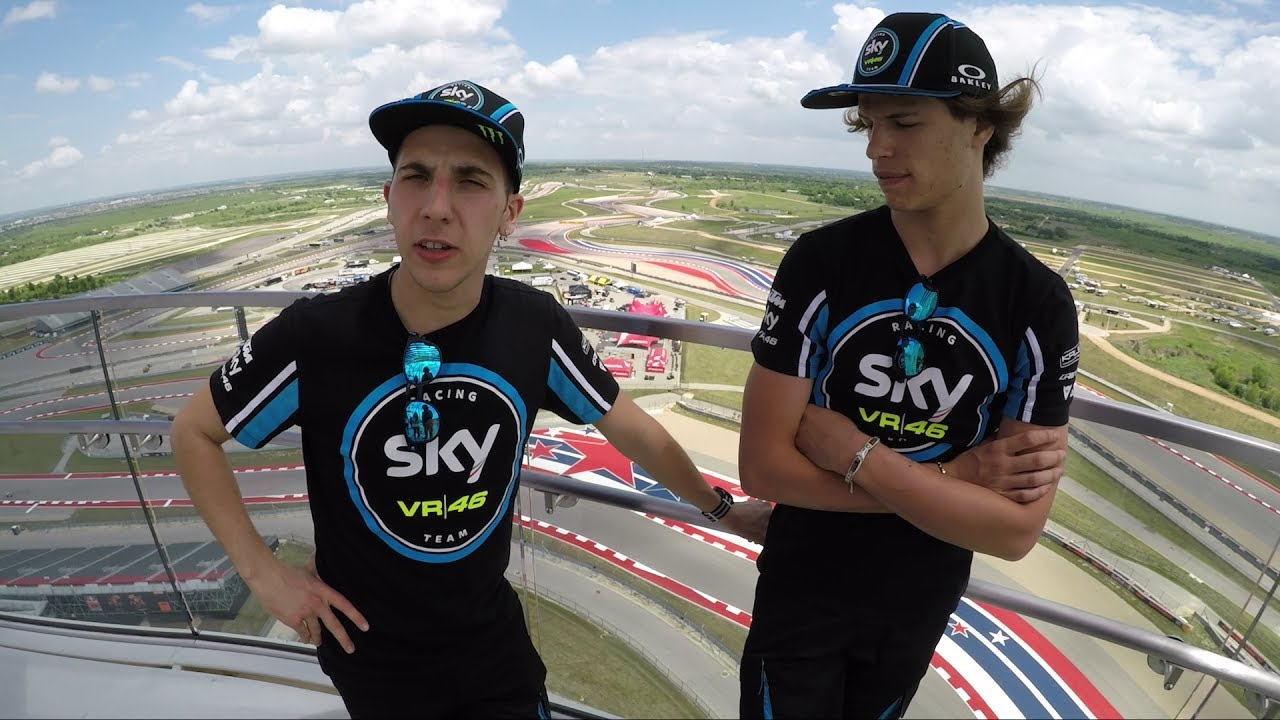 GoPro: MotoGP  - Behind the Scenes With Sky Racing Team VR46 Moto3
