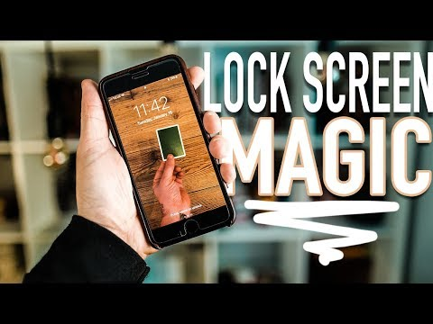 LOCK SCREEN Magic Trick Explained!