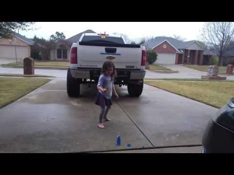 Playing with bubbles(2)