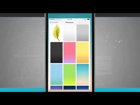 iPhone 6 Tips - How to Change the Default Wallpaper