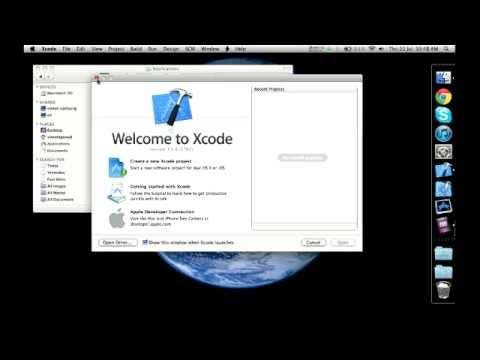 Lesson 2 How To Build iPad iPhone Apps iOS Xcode SDK Application Development Tutorials
