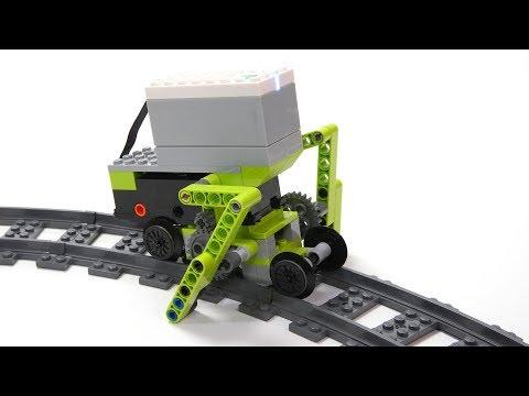 Rail Walker : LEGO Technic