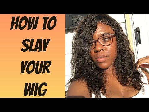 How I Glue My Lace Front Wig with Got 2 b Glued