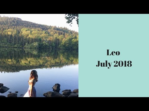 Leo July 2018 *The silence is deafening*