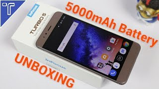 Infocus Turbo 5 Unboxing and Hands On review [Specs, Camera & Features]