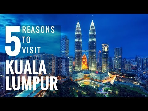 TOP 5 Activities to do in Kuala Lumpur